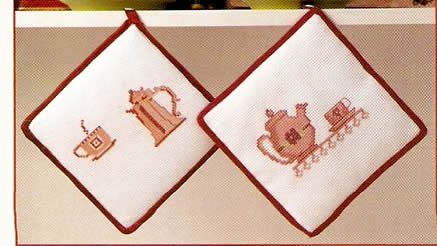 Punto de cruz gratis teteras para la cocina - Punto de cruz cocina ...