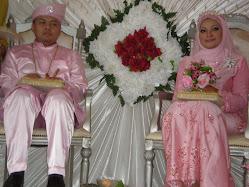 WEDDING. 25 OKT 2009 DI JOHOR