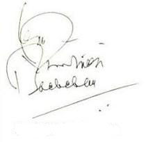 SOFT MINDS: Signature of Some Very Famous People Signatures Of Famous Personalities
