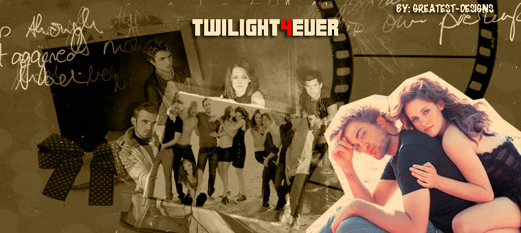 twilight 4 ever