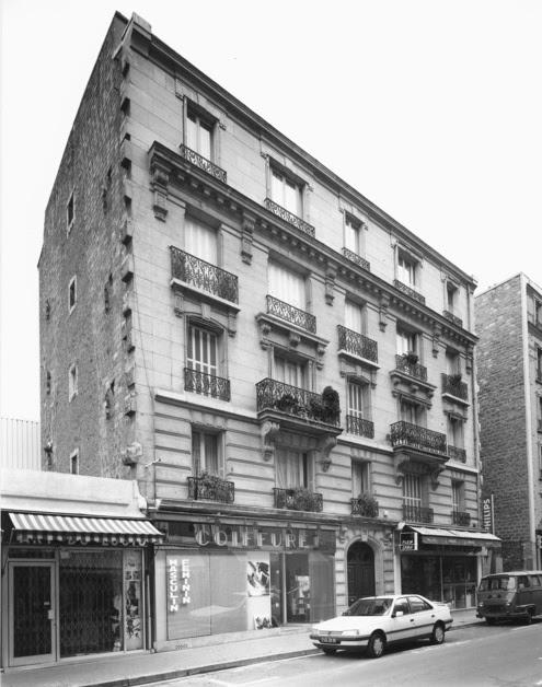 La garenne colombes le retour du pass immeubles class s au patrimoine 13 r - Le loft la garenne colombes ...