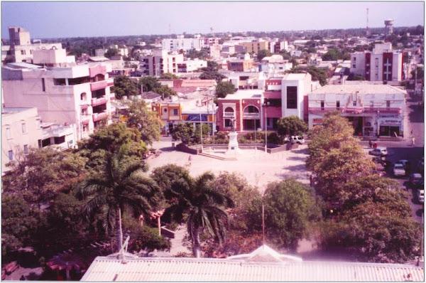 Parque almirante Padilla Riohacha