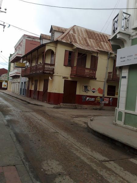 La antigua Riohacha