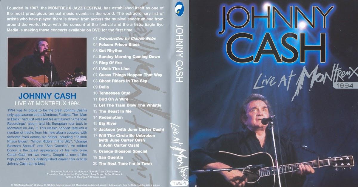 VAGAL DELIVERY: Johnny Cash - Live In Montreux
