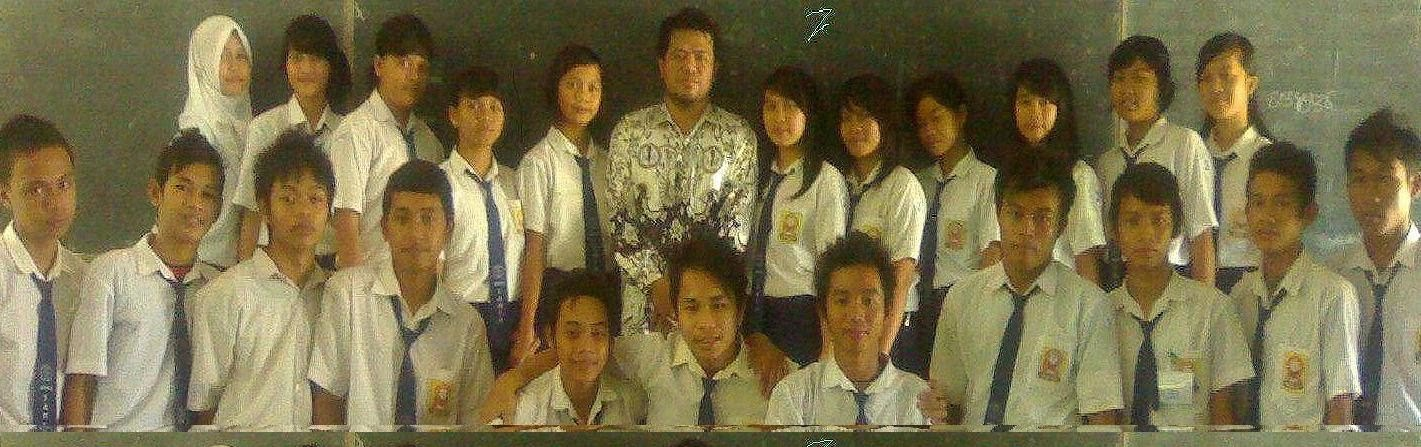 Alumni SMPN 2 Tanta Tahun 2009