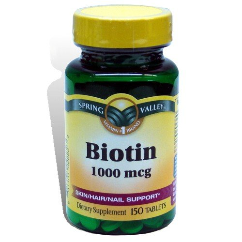 Courtney J....: Biotin!!! Vitamins Good For Hair, Nails, and Skin