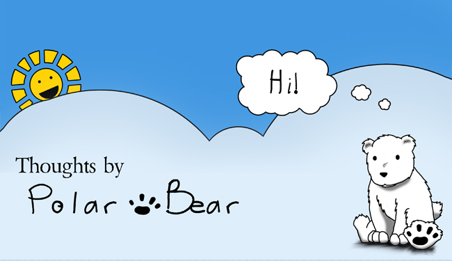 Thoughts by Polar Bear