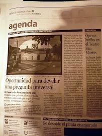 El Periódico _ Tucumán Junio 21 2008