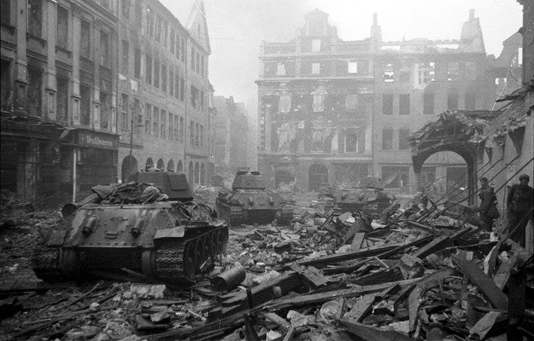 Datos curiosos de la Segunda Guerra Mundial