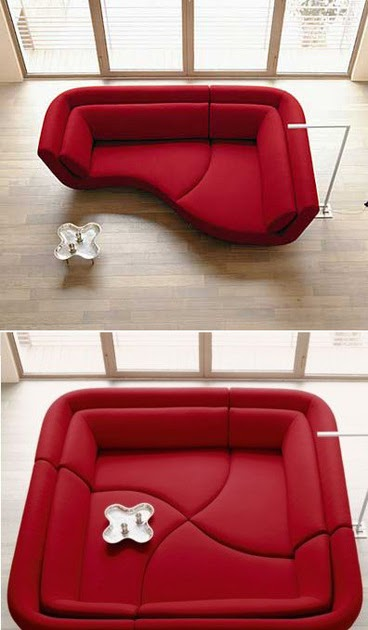 calvin 39 s canadian cave of coolness yang sofa by fran ois. Black Bedroom Furniture Sets. Home Design Ideas