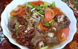 Beef Tail soup