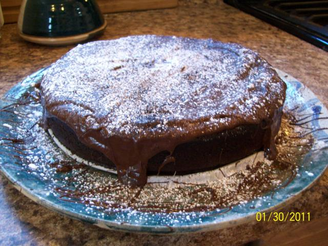 Co-op Cooking: Flourless Chocolate Almond Torte