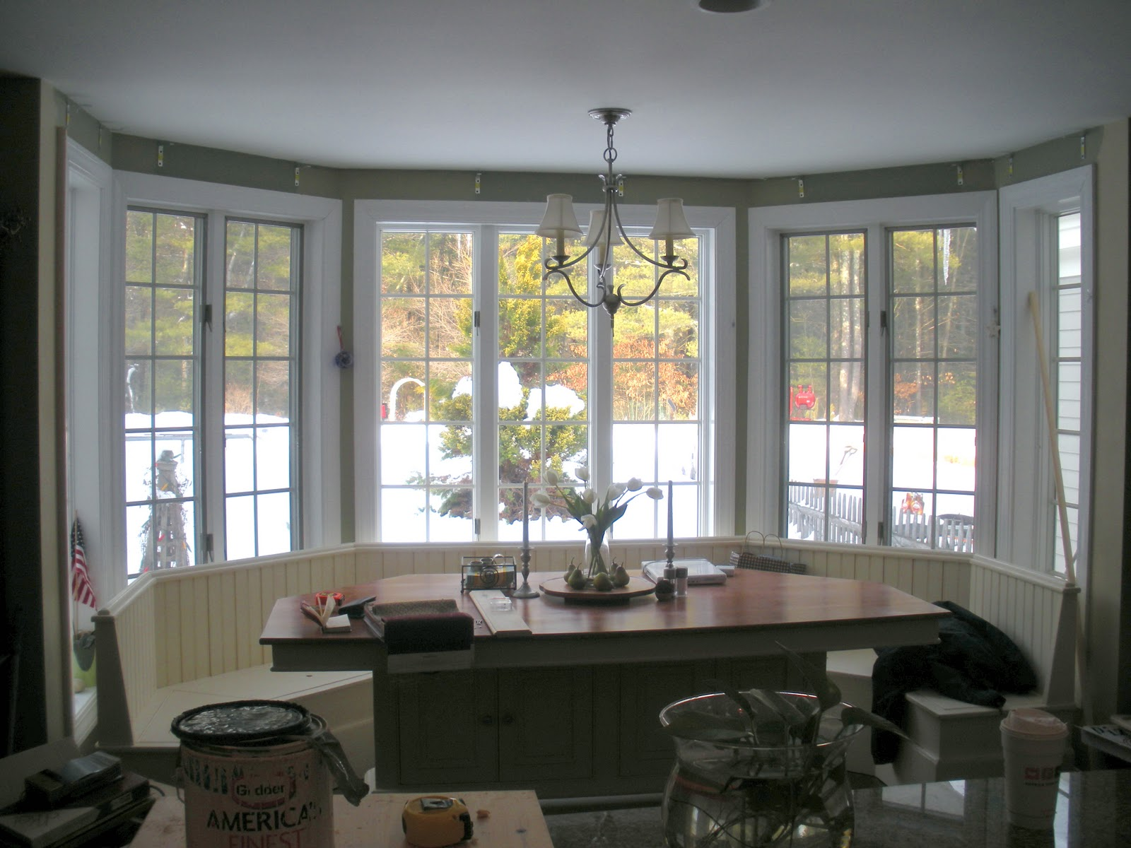 New England Style: Seeing is Believing; Window Treatment ...