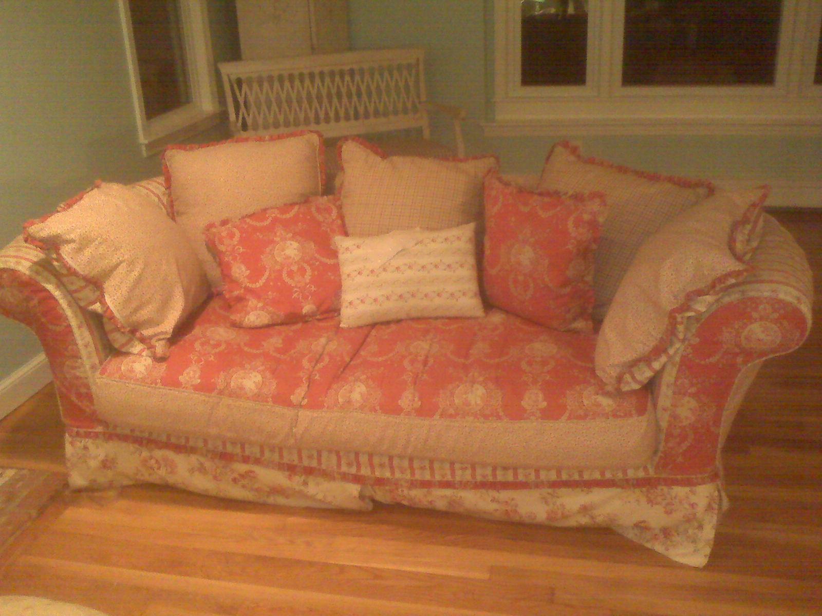 New England Style: White Slipcovers, Classic, Coastal, New England