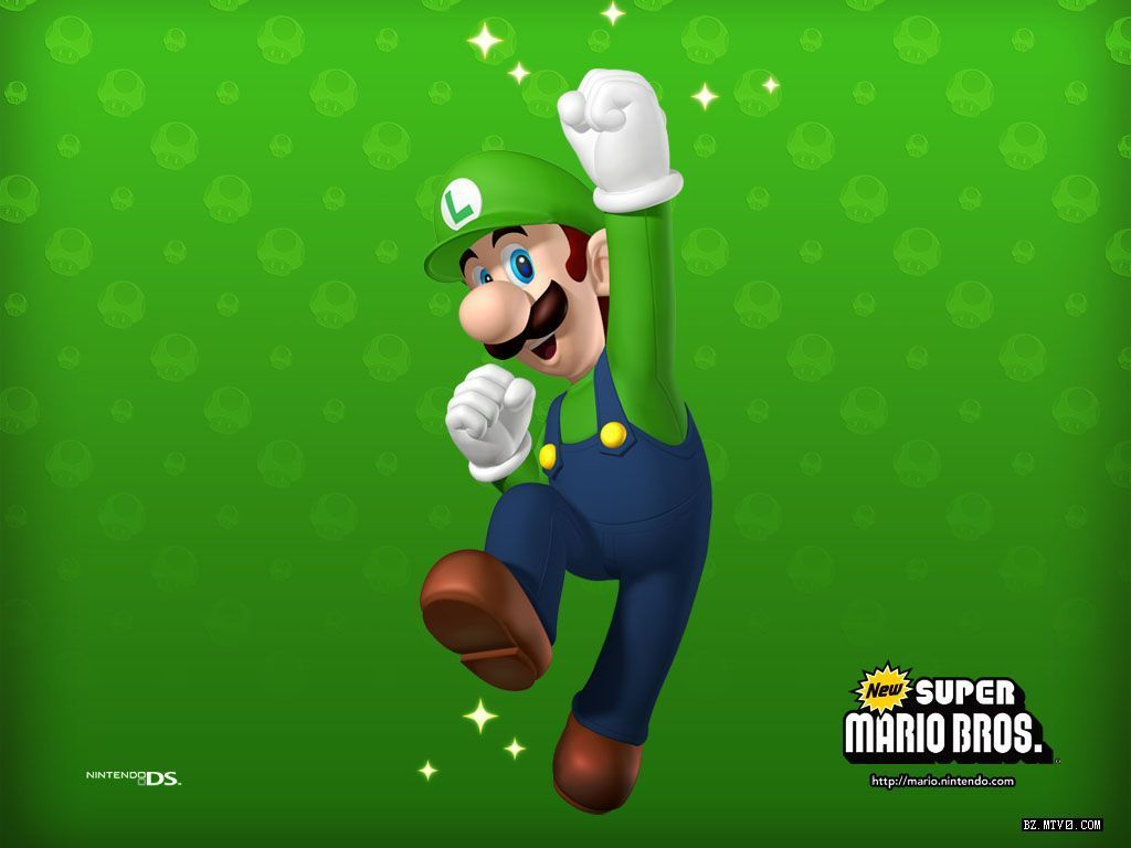 Super Mario HD & Widescreen Wallpaper 0.024524324081427