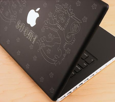 Apple MacBook Skin Designs