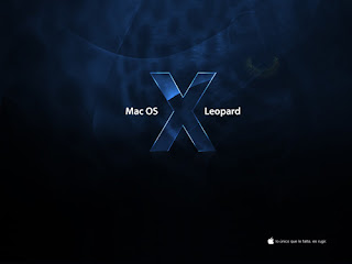 Most Beautiful Apple (Mac OS X Leopard) Wallpapers