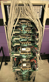 Googles First Production Server