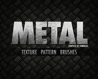 High Quality Metallic Texture