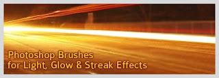 Incredible Brush Sets for Light and Streak Effects