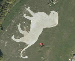 Coolest Google Earth Find