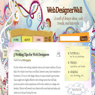 Writing Tips for Web Designers