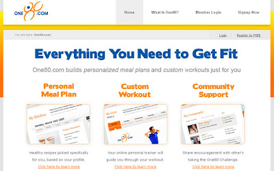 Exceptional Orange Website Designs
