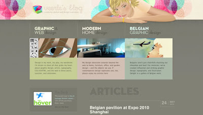 Excellent Examples of Illustration in Web Design