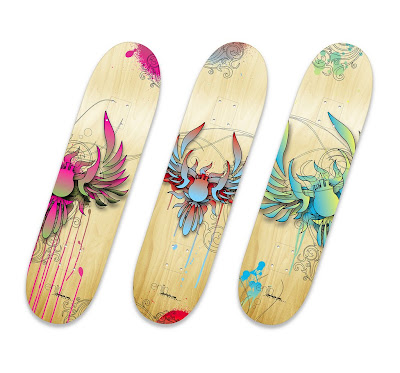Crazy Skateboard Designs