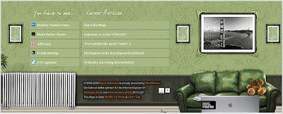 Beautiful Website Footer Designs