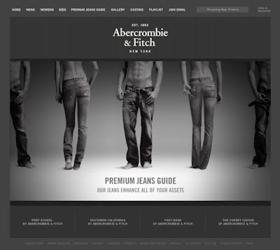 Inspirational Fashion Website Designs
