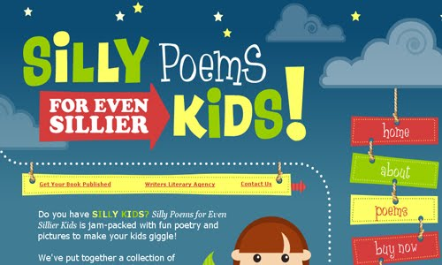 Silly Poems for Even Sillier Kids