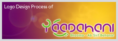 Logo Design Process of YaaDahani