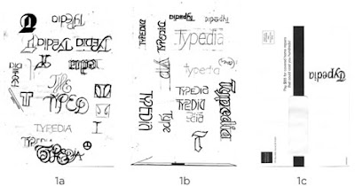 Behind the Typedia Logo Design