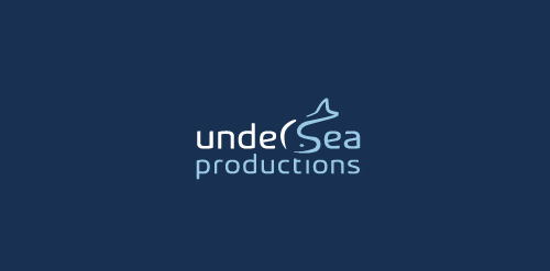 Undersea Productions logo design