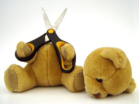 Suicide Teddy