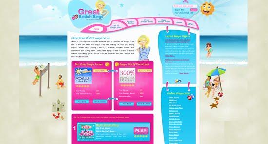 Compare web design