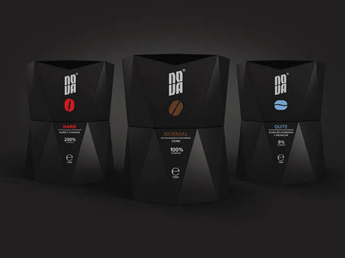 Coffee Nova Packaging