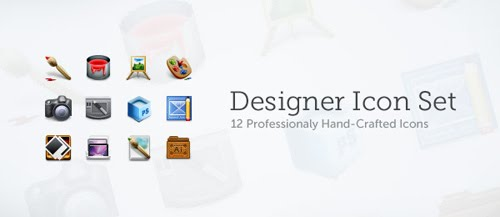 Professionally Hand-Crafted Free Icon Set