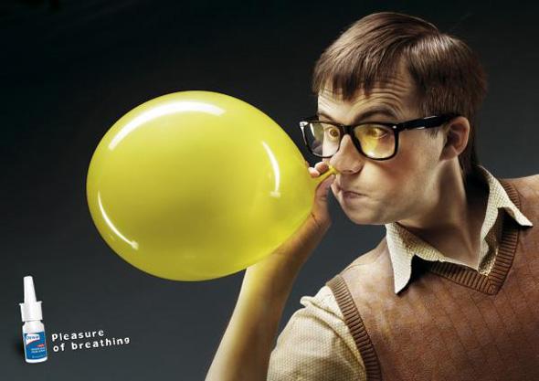 Otrivin: Balloon