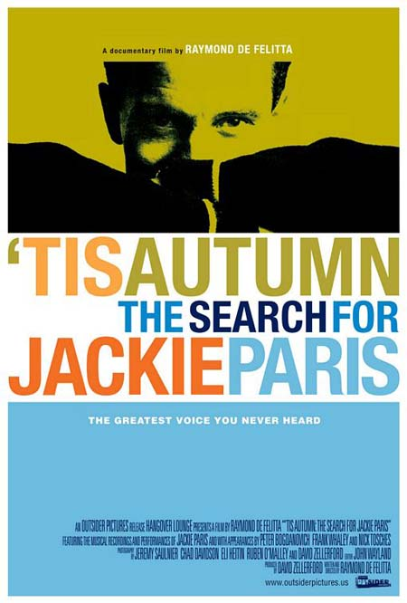 The Search for Jackie Paris