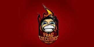 Frag eSpot Logo team