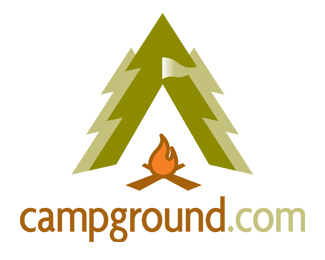 Campground.com Logo Design