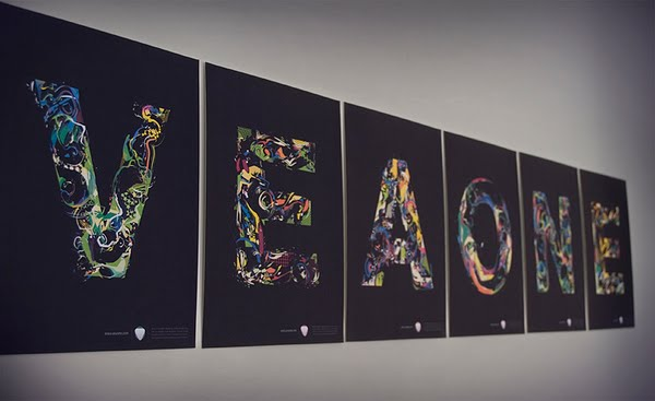 Typography by Veaone