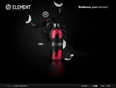 Element flash website