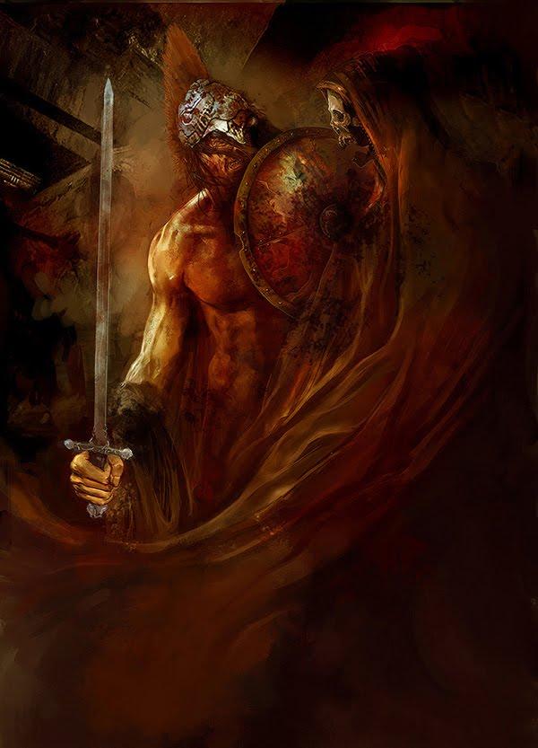 My Enemy by Patryk Olejniczak