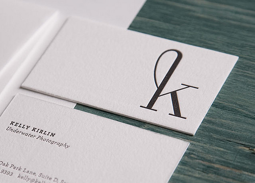 Kelly Kirlin Photographer Business Card