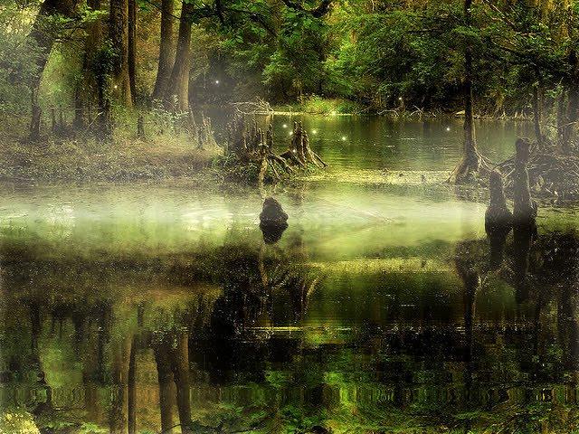 A Fairy Tale by Lucian Badea