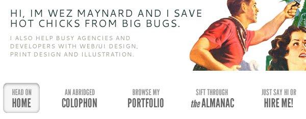 Wez Maynard Bug Killer