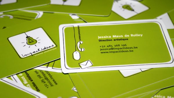 impactideas Business Card
